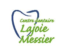 Logo. Centre dentaire Lajoie Messier.