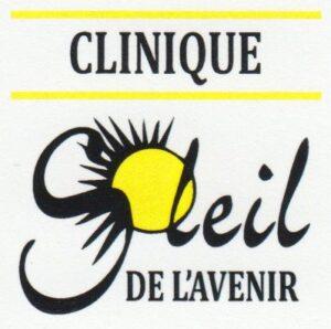 Logo. Clinique Soleil de l'avenir.