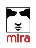 Logo. Fondation Mira.