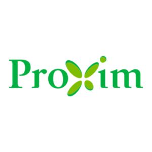 Logo. Pharmacie Proxim.