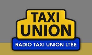 Logo. Taxi Union. Radio Taxi Union Ltée.