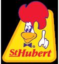 Logo. St-Hubert.